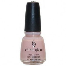 Лак China glaze #202 Innocence (под френч)